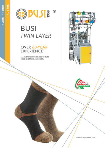 BUSI TWIN LAYER